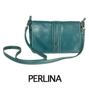 Perlina Genuine Leather Crossbody Bag📍SALE📍
